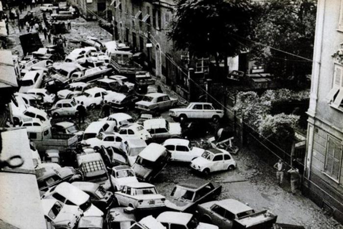 07/10/1970 - Genova e provincia - 48 MORTI
