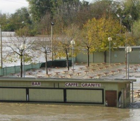 Inondazione del Tevere